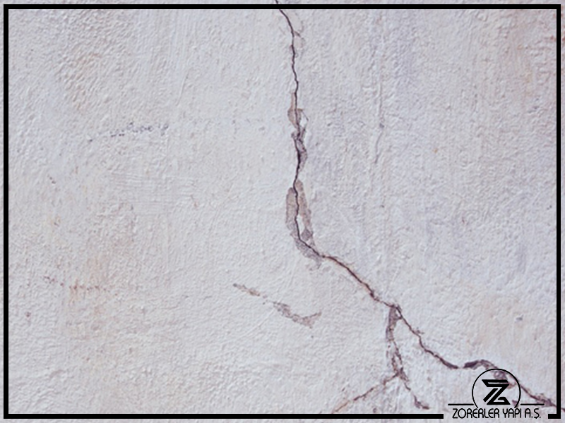 Duvar ve Kartonpiyer Alçı Sıva Çatlak Onarımı